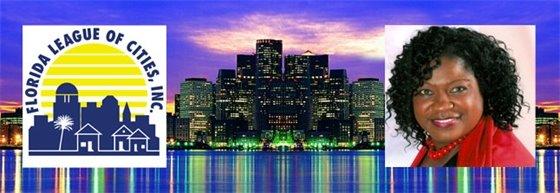 Florida League of Cities- Councilwoman Teresa Watkins Brown