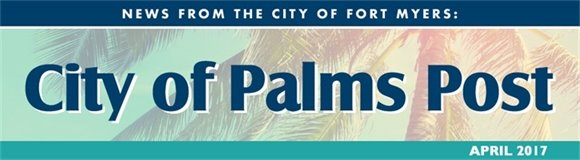 City of Palms Post Masthead