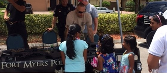 FMPD Community Safety Day