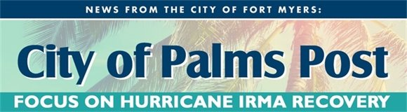 City of Palms Post- irma recovery